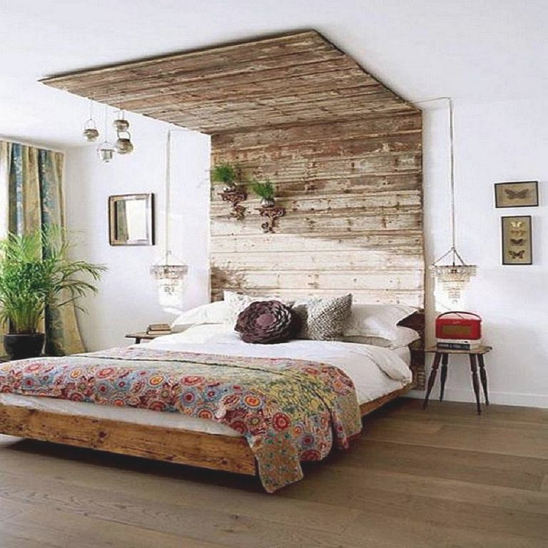 Creative No-Paint Diy Bedroom Wall Ideas pertaining to New Wall Decor Ideas For Bedroom Diy