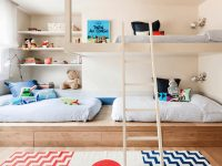Creative Shared Bedroom Ideas For A Modern Kids' Room in Boys Bedroom Ideas Decorating