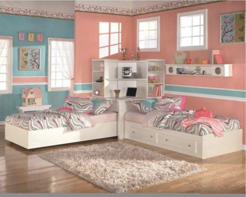 Cute Room Decor Ideas For Teenage Girls – Traba Homes for Awesome Twin Bedroom Decorating Ideas