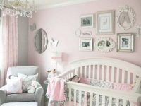 Decorating Ideas For Baby Girl Nursery Wall Decor 70Th with regard to Luxury Baby Bedroom Decorating Ideas