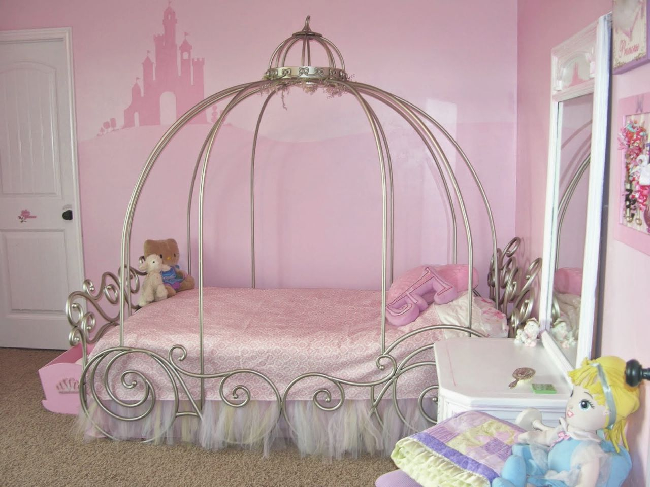 Design Ideas For A Little Girl's Bedroom | Home Decor for Decoration Ideas For Little Girl Bedrooms