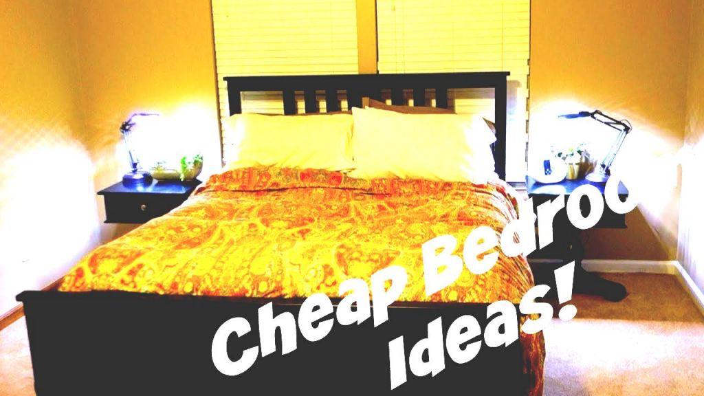 Elegant Bedroom Decorating Idea On A Budget Cheap Best within Elegant Cheap Bedroom Decor Ideas