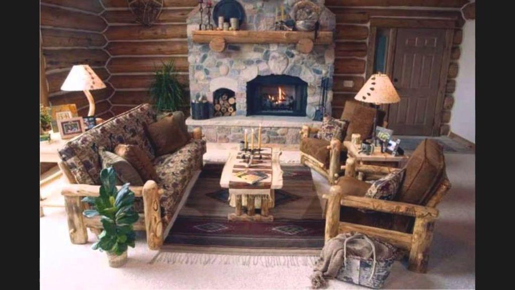 Fascinating Log Cabin Decor Ideas for Cabin Bedroom Decorating Ideas