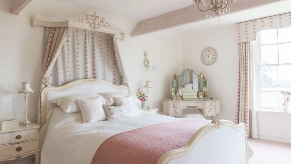 French Bedroom Ideas: 18 Beautifully Romantic Looks | Real Homes for Elegant French Bedroom Decorating Ideas