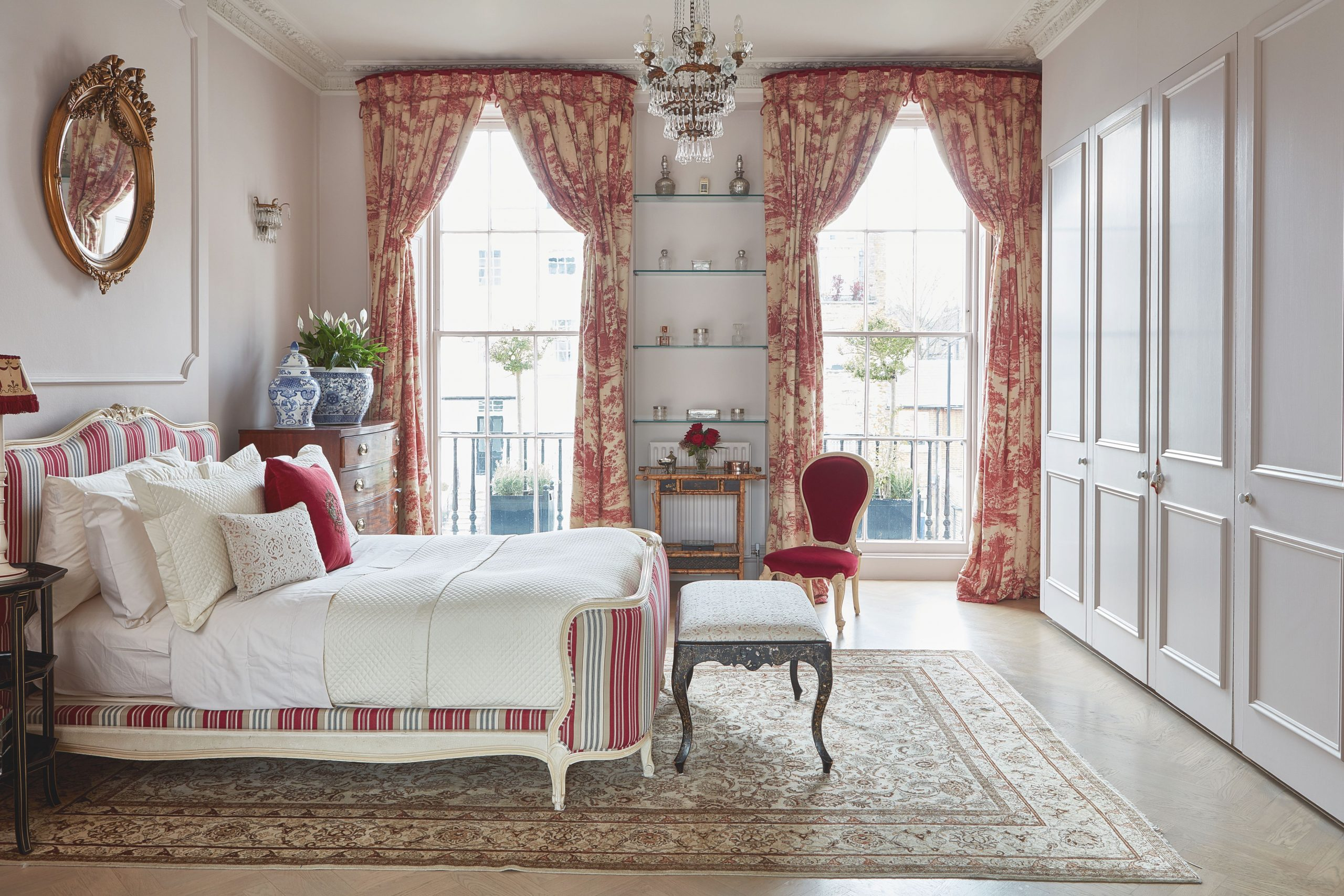 French Bedroom Ideas: 18 Beautifully Romantic Looks | Real Homes throughout French Bedroom Decorating Ideas