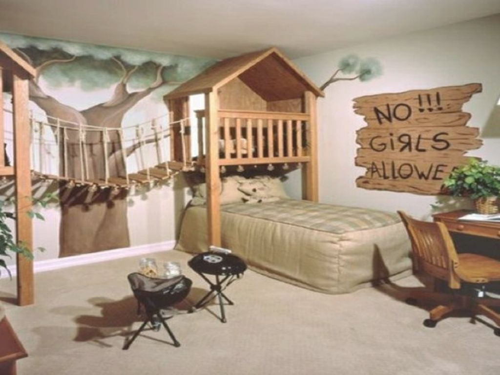 Fun Bedroom Decorating Ideas Cute Boys Room Idea Twin throughout Twin Bedroom Decorating Ideas