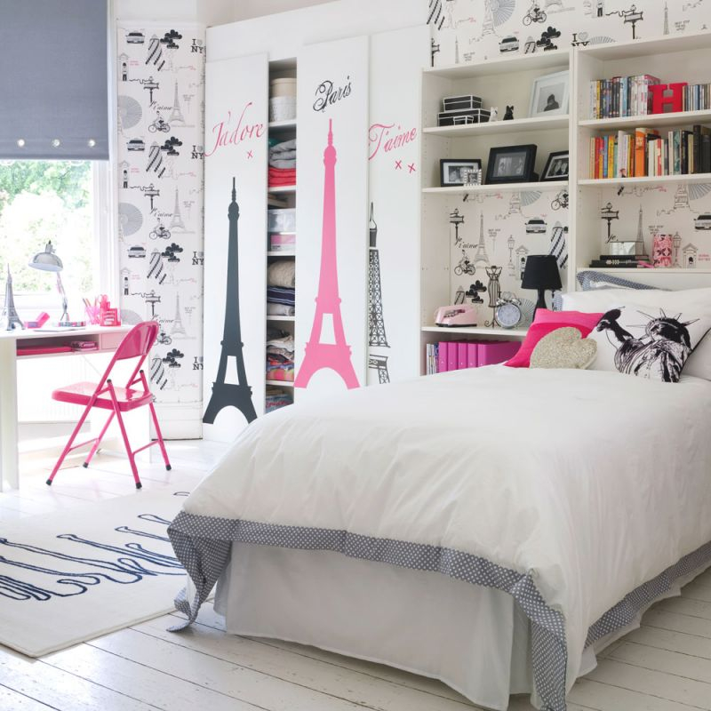 Girls Bedroom Ideas For Every Child – From Pink-Loving intended for Beautiful Bedroom Decorating Ideas For Girls