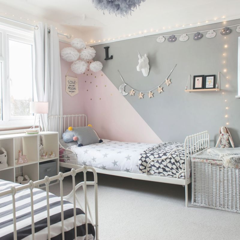 Girls Bedroom Ideas For Every Child – From Pink-Loving with Bedroom Decorating Ideas For Girls
