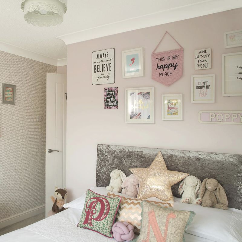 Girls Bedroom Ideas For Every Child – From Pink-Loving with regard to Bedroom Decorating Ideas For Girls
