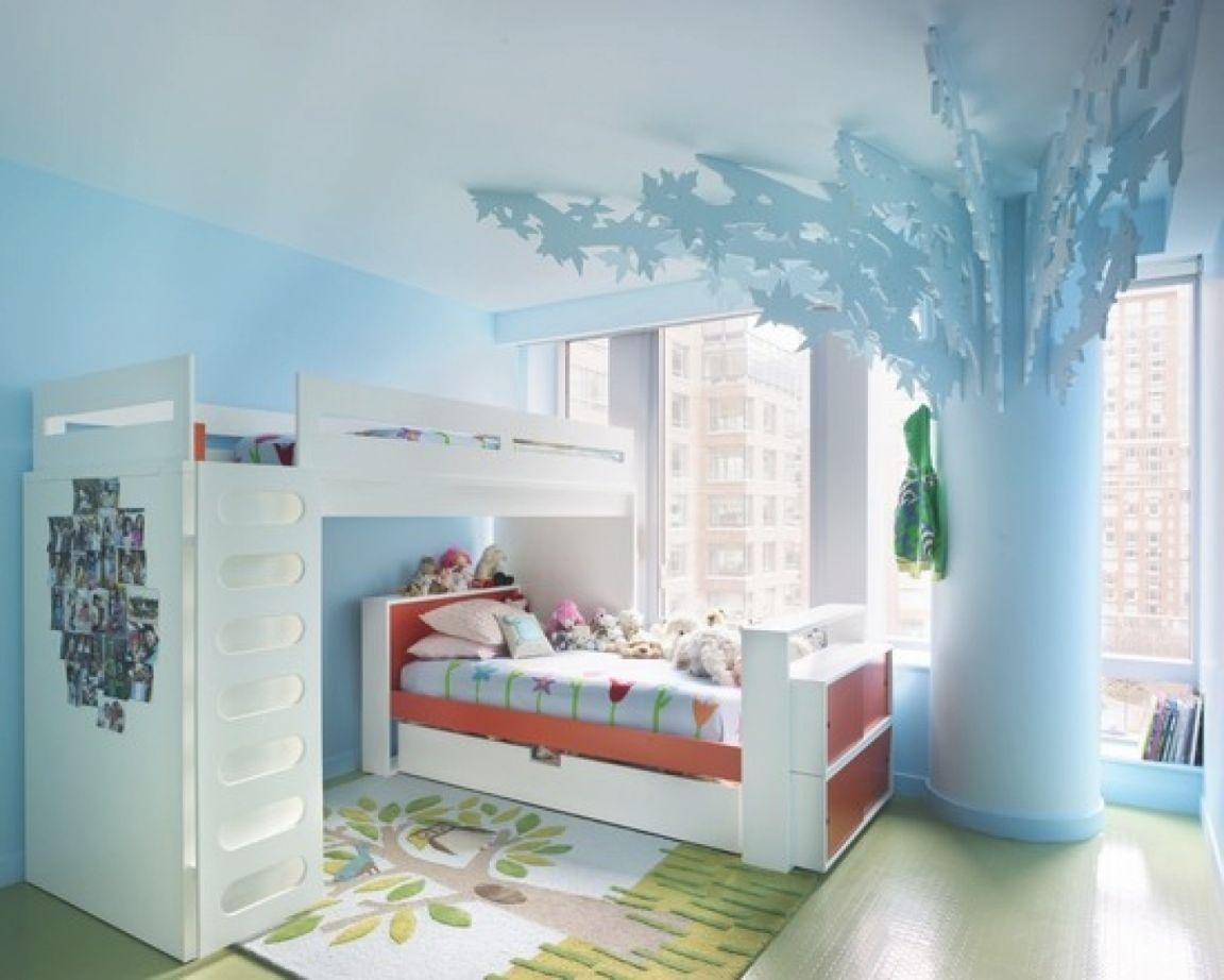 Graceful Children Decor 27 Wall Art Decorating Ideas for Inspirational Childrens Bedroom Decor Ideas