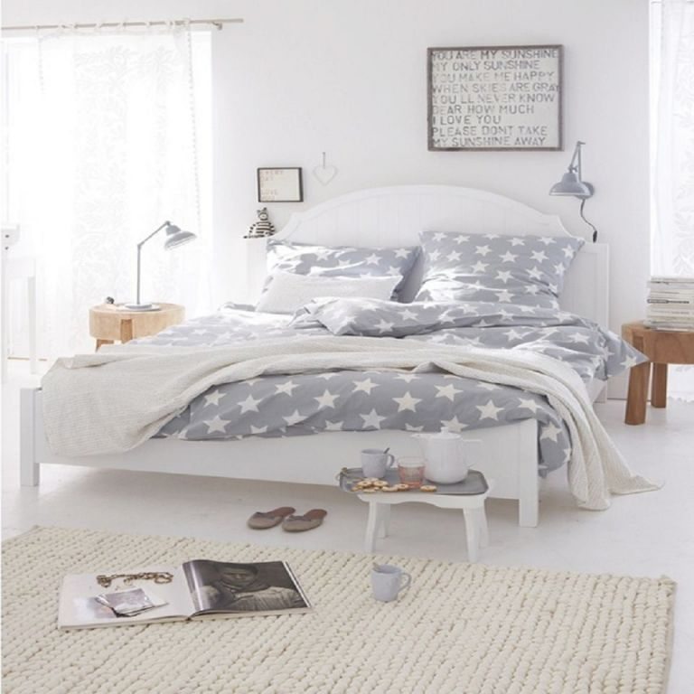 Gray And Neutral Bedroom Ideas, Photos And Tips intended for Bedroom Decorating Ideas Grey And White