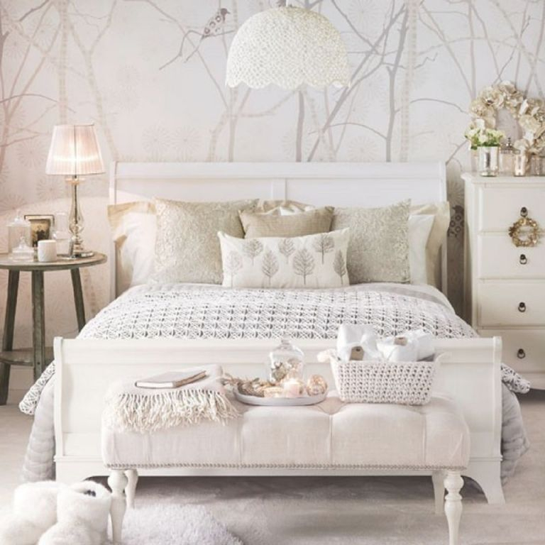 Gray And Neutral Bedroom Ideas, Photos And Tips within Bedroom Decorating Ideas Grey And White