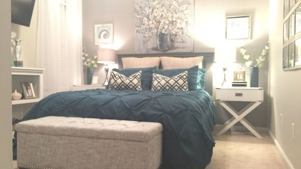 Guest Bedroom Decorating Ideas On A Budget with Elegant Cheap Bedroom Decor Ideas