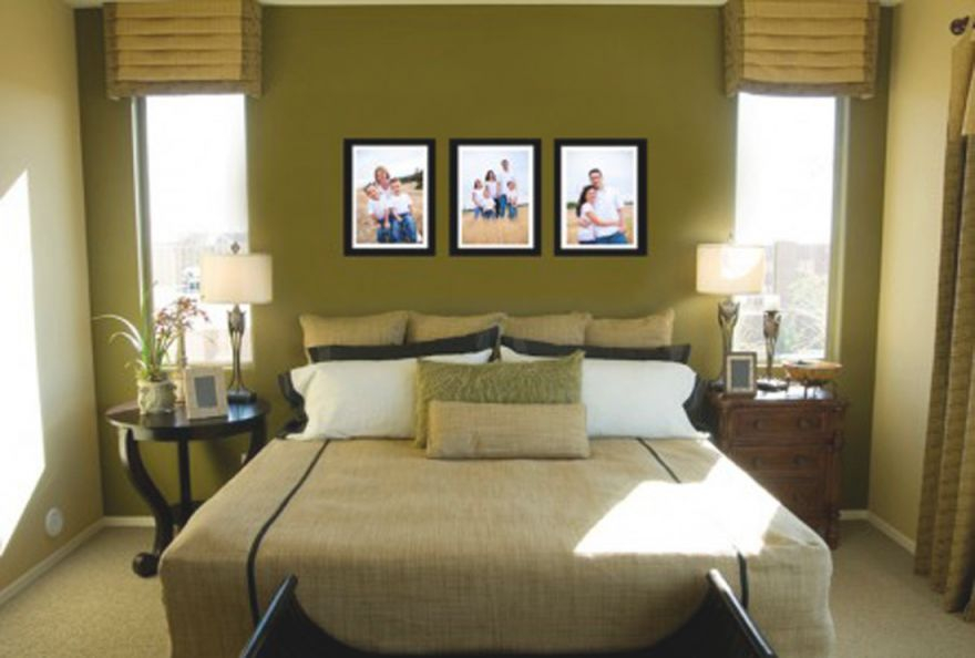 Home Design Inspirations: Small Master Bedroom Decorating Ideas inside Best of Decorating Ideas For Small Bedroom