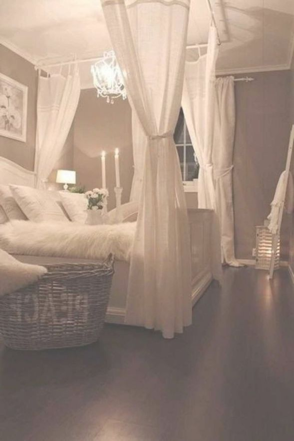 Ideas For Romantic Bedrooms Home Decor Throughout Bedroom Decorating Pinterest Awesome Decors
