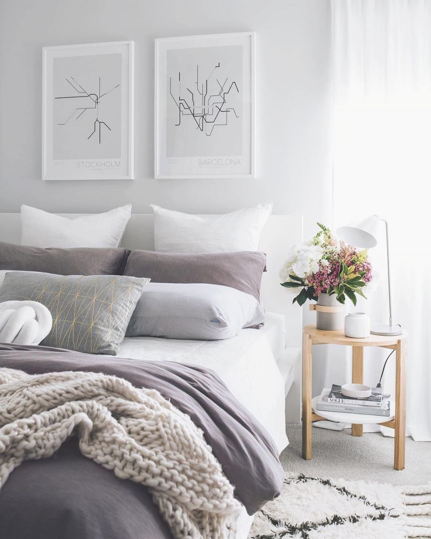 Images Brown And Pink K Ideas Black Grey Teal Bedroom Purple intended for Bedroom Decorating Ideas Grey And White