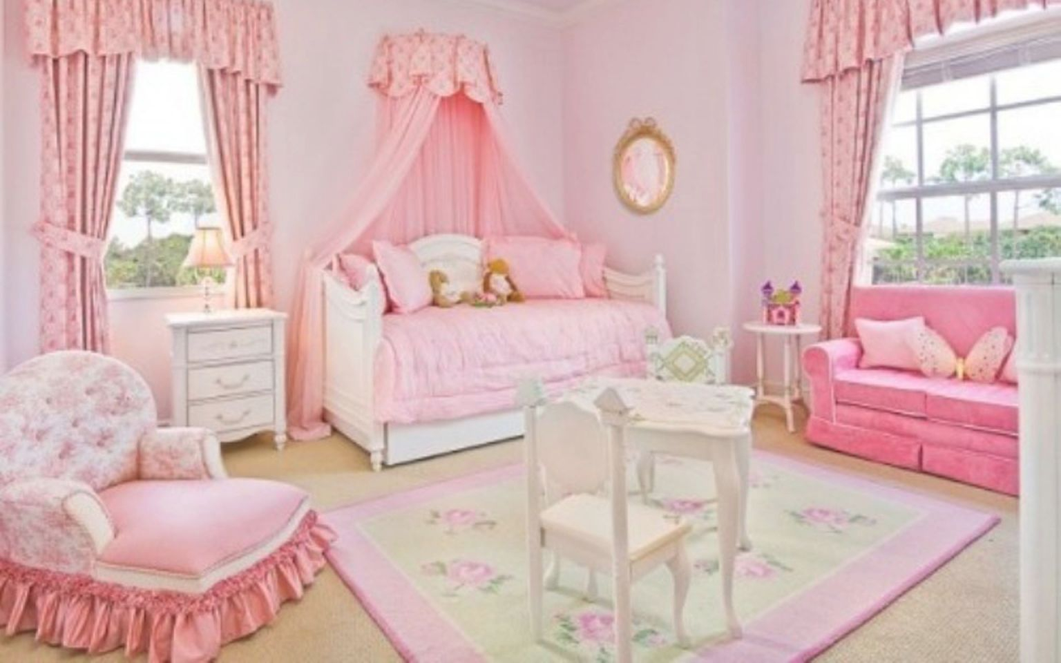 Incredible Little Girl Bedroom Ideas Kids Girls Room Decor throughout Decoration Ideas For Little Girl Bedrooms