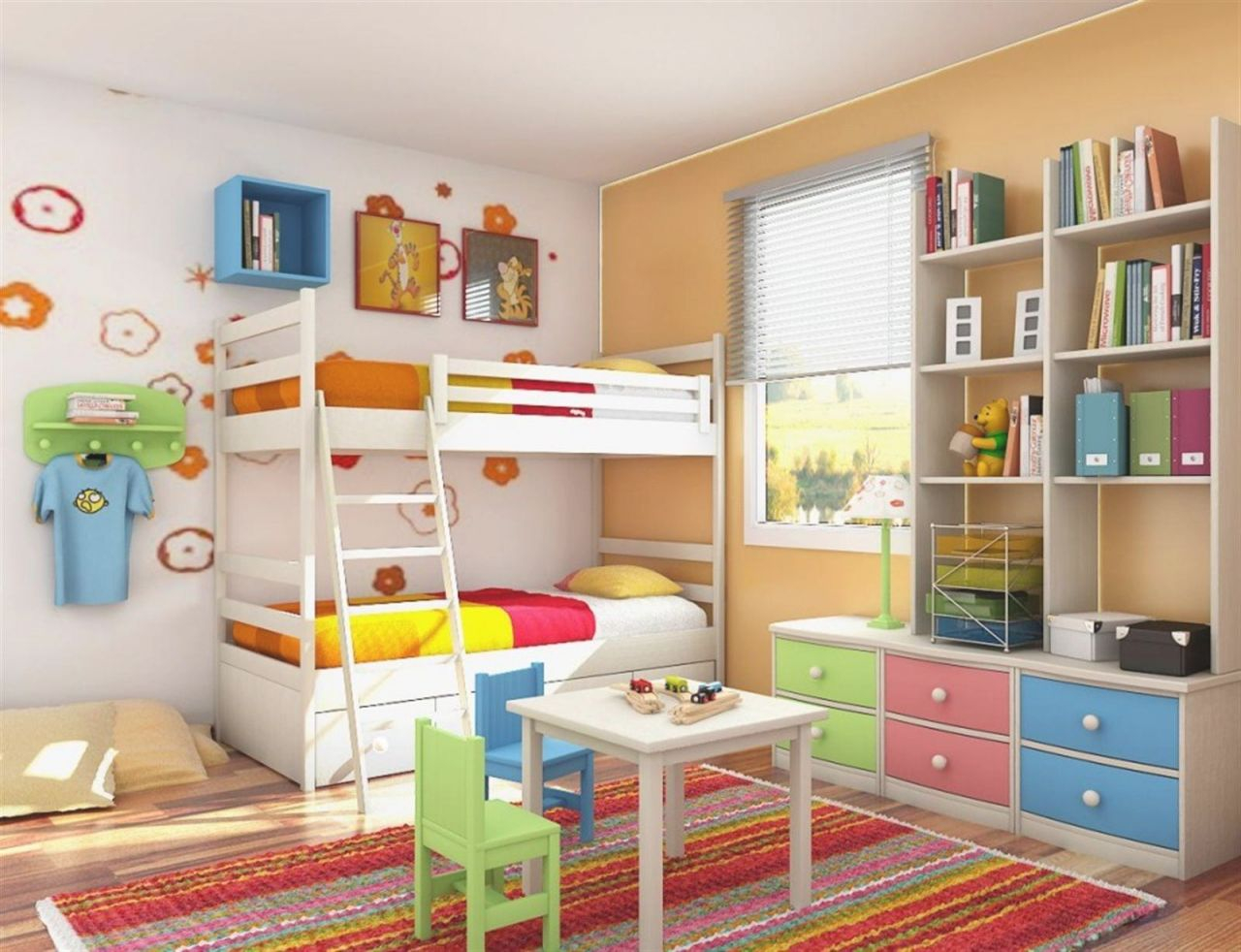 Innovative Childrens Bedroom Designs For Small Rooms Simple with regard to Childrens Bedroom Decor Ideas