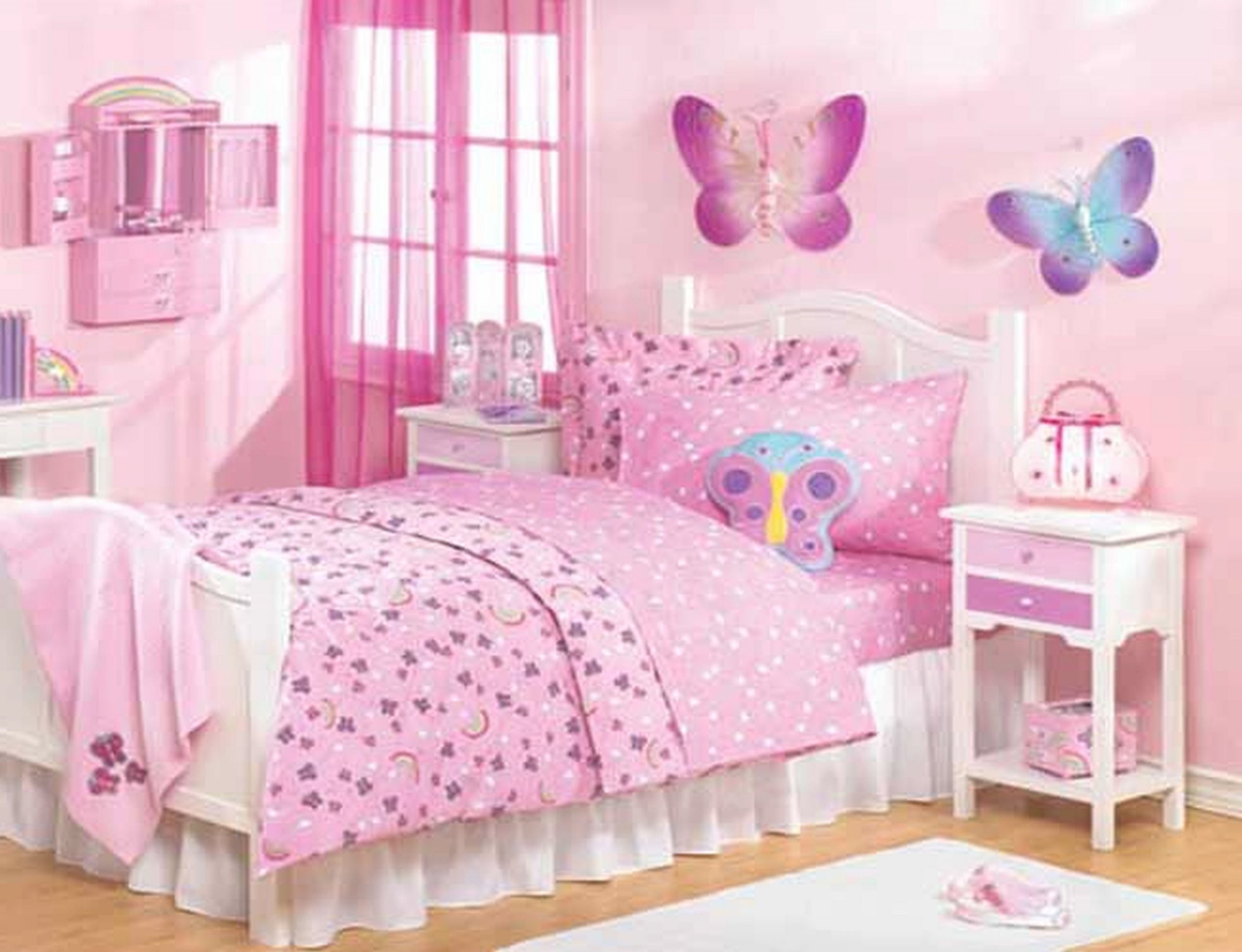 Kids Bedroom Decorating Ideas Adorable Kids Bedroom with regard to Decoration Ideas For Little Girl Bedrooms