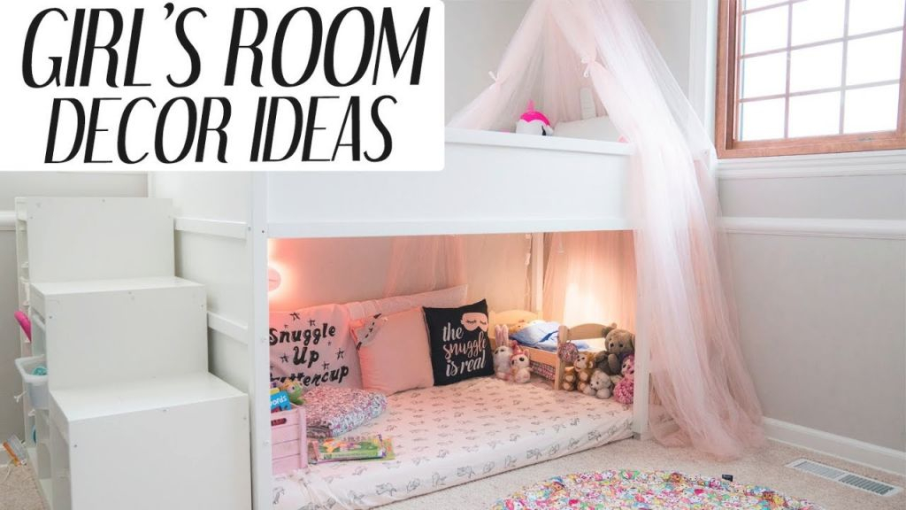 Kids Room Decor Ideas For Girls L Xolivi with Decoration Ideas For Little Girl Bedrooms