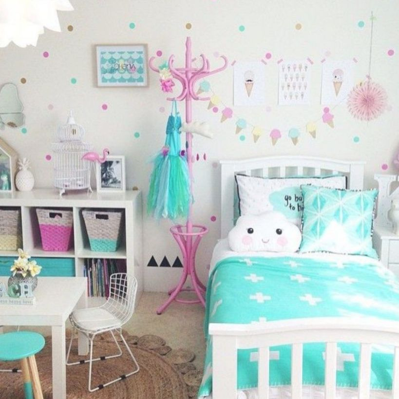 Little Girl's Bedroom Decorating Ideas And Adorable Girly within Decoration Ideas For Little Girl Bedrooms