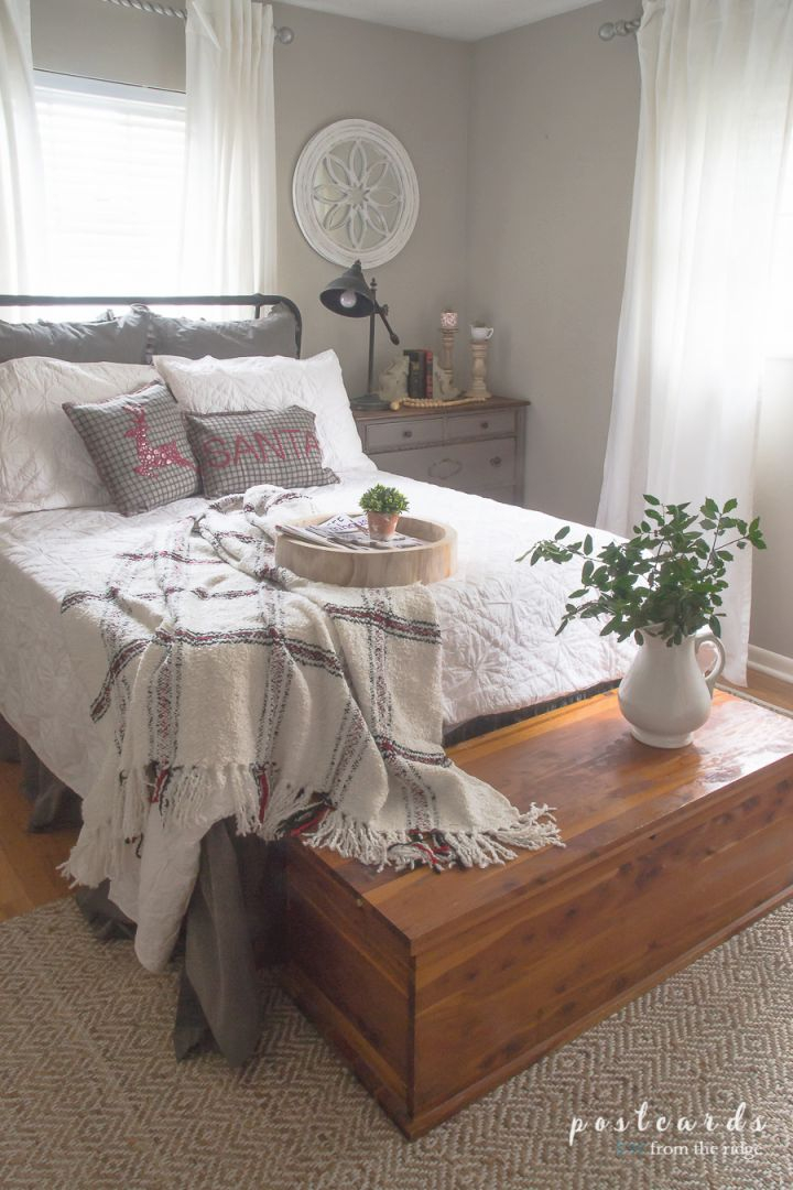 Modern Farmhouse Bedroom Makeover Reveal | Postcards From throughout Beautiful Taupe Bedroom Decorating Ideas