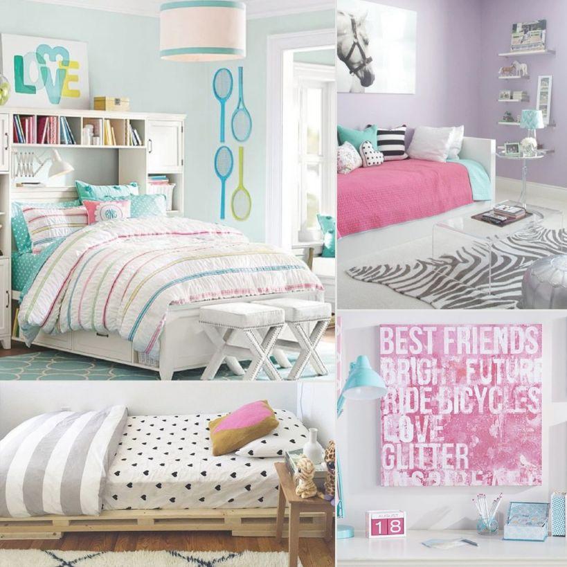 Modern Tween Room Ideas - Creative Modern Designs for Tween Girl Bedroom Decorating Ideas