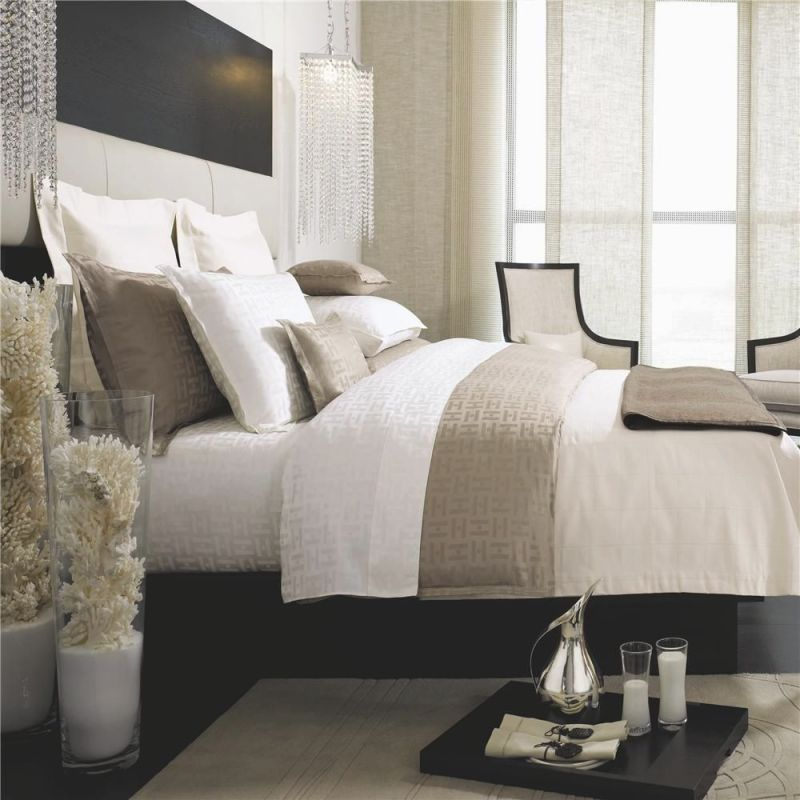 Oh, So Modern And Sleek With Black & White With Taupe Colors with regard to Beautiful Taupe Bedroom Decorating Ideas