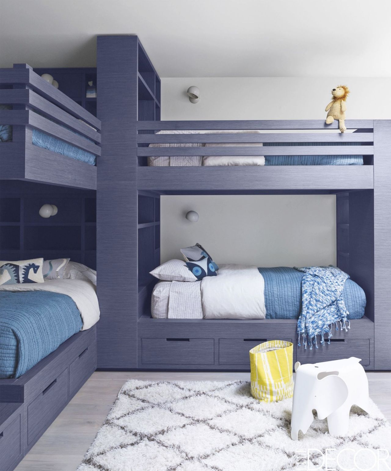 Paint Your Bedroom This Pretty Shade For A Tranquil Vibe within Childrens Bedroom Decor Ideas