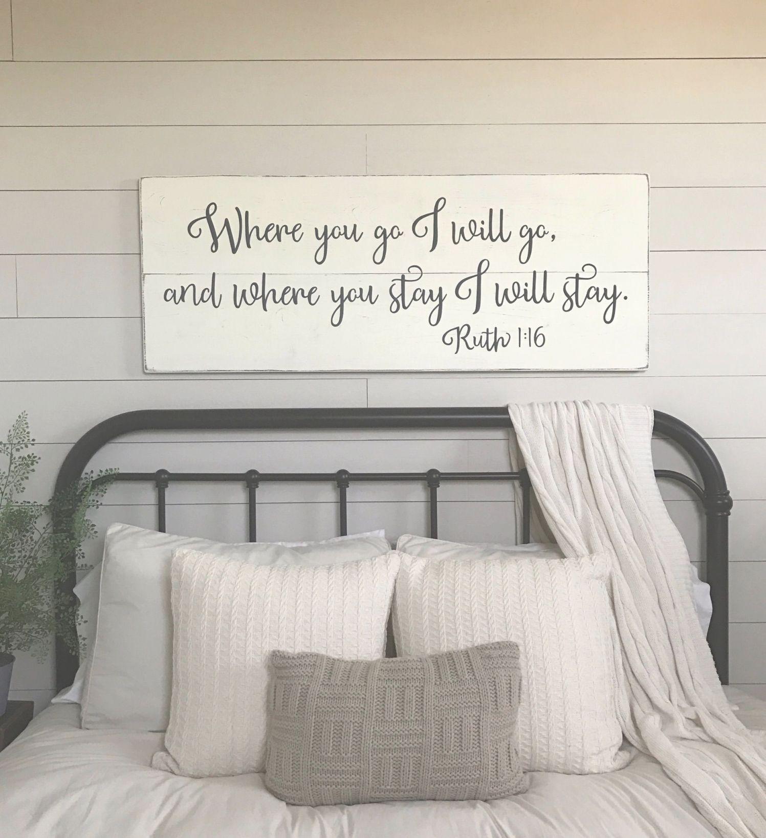 Pin On Cherie Kay regarding Master Bedroom Wall Decor Ideas