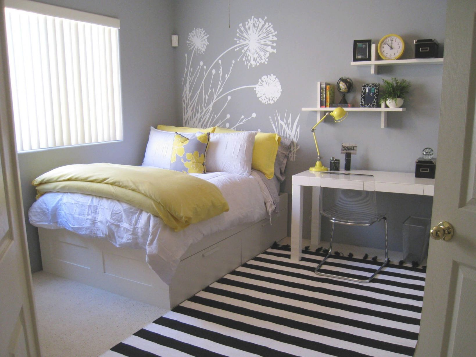 Pin On Guestroom intended for Elegant Small Bedroom Decorating Ideas