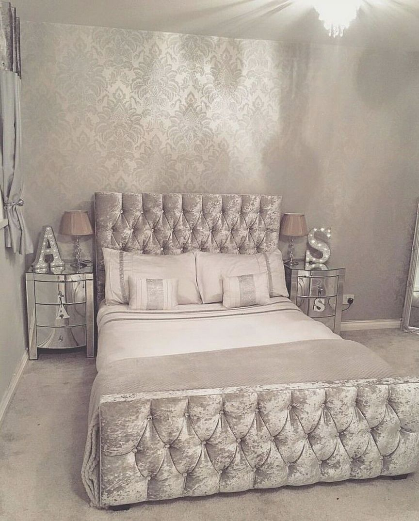 Pinterest: @write_Black | Romantic Bedrooms In 2019 with ...