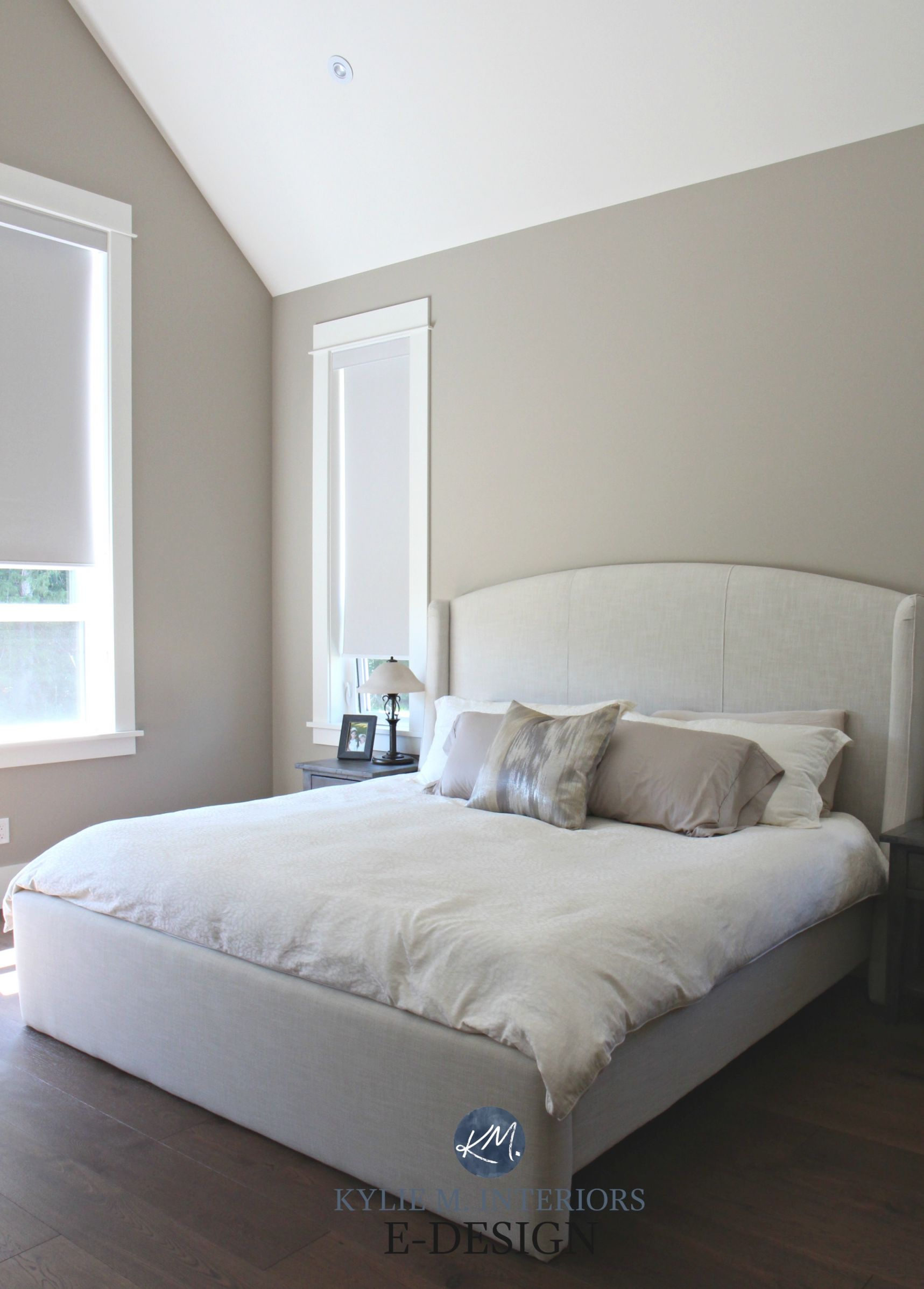 Sherwin Williams Balanced Beige, Mushroom Paint Color, Best intended for Beautiful Taupe Bedroom Decorating Ideas