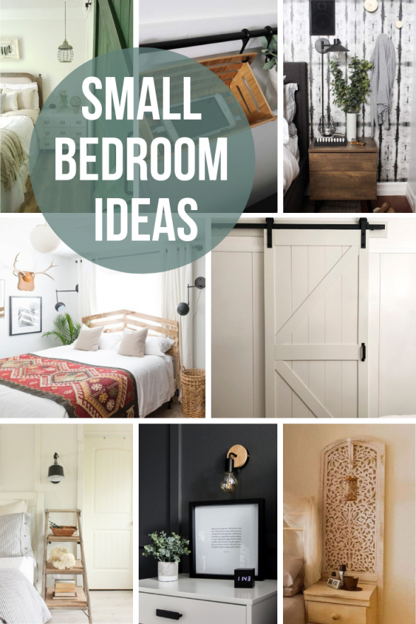 Small Bedroom Decorating Ideas On A Budget – Making Manzanita regarding Decorating Ideas For Small Bedroom
