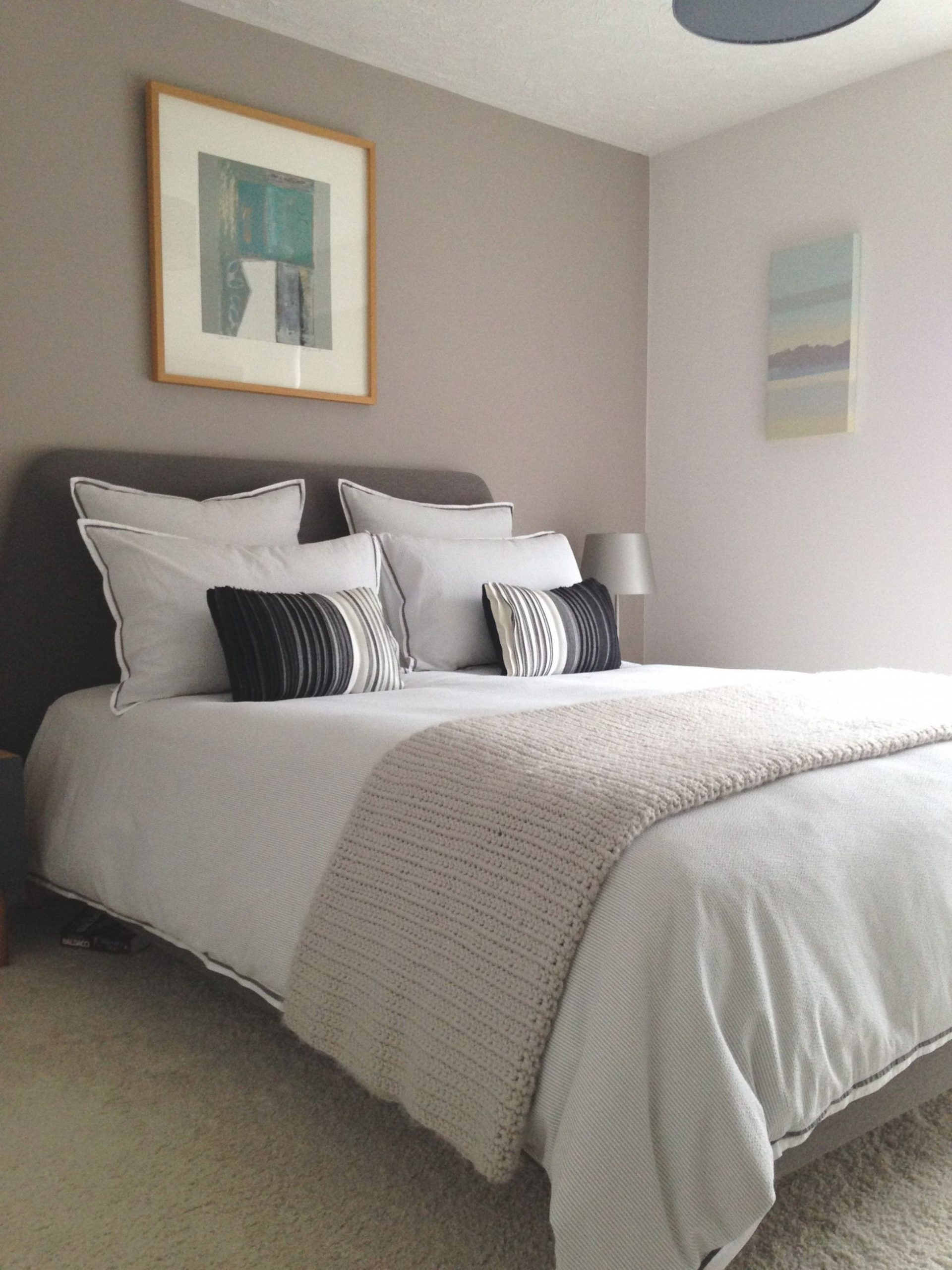 Soft Truffle Dulux – Google Search | Gold Bedroom Decor with regard to Beautiful Taupe Bedroom Decorating Ideas