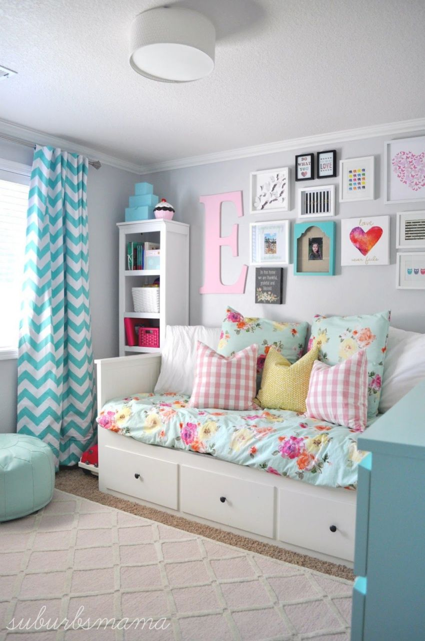 Suburbs Mama Featuring Rugs Usa's Simplicity Vs173 Rug pertaining to Bedroom Decorating Ideas For Girls