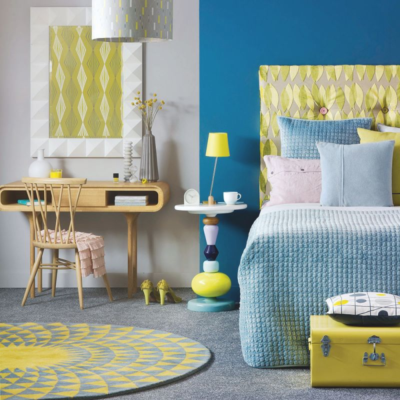 Take A Look At These Awesome Blue And Green Bedroom Pics inside Inspirational Blue And Green Bedroom Decorating Ideas