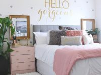 Teen Bedroom Decorating Tips, Tricks & Projects • The Budget in Fresh Tween Girl Bedroom Decorating Ideas