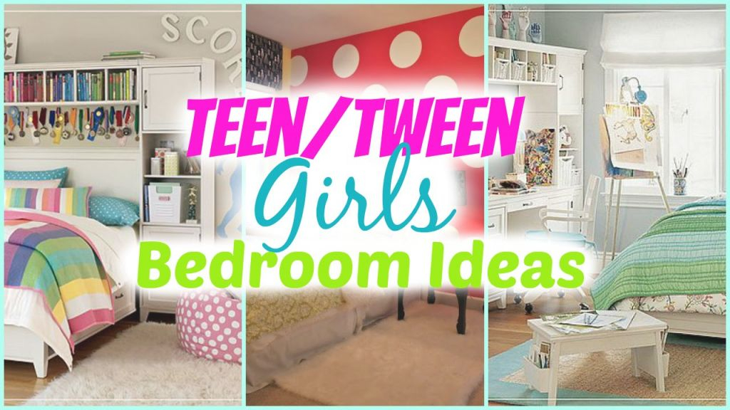 Teenage Girl Bedroom Ideas + Decorating Tips within Bedroom Decorating Ideas For Girls