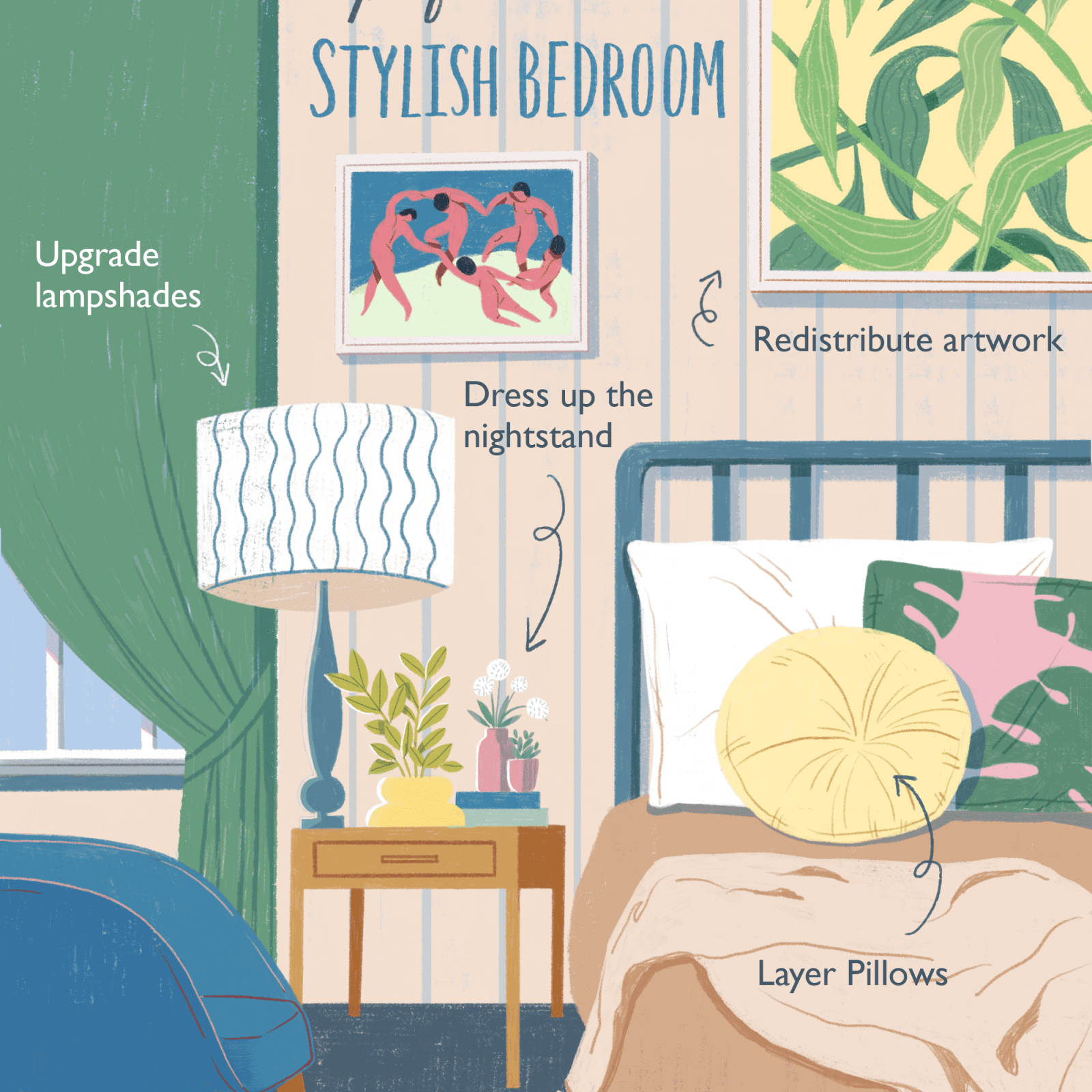 The 7 Best Ways To Make Your Bedroom Look Expensive with Ideas To Decorate My Bedroom
