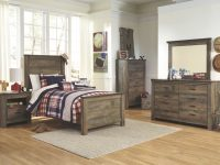 Trinell Youth Bedroom Suite for Awesome Twin Bedroom Decorating Ideas