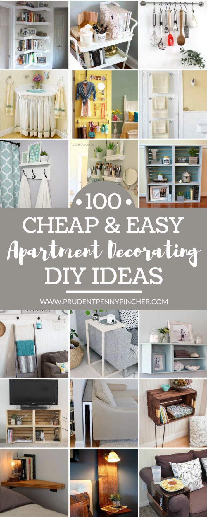 100 Cheap And Easy Diy Apartment Decorating Ideas | Diy inside Fresh Bedroom Cheap Decorating Ideas