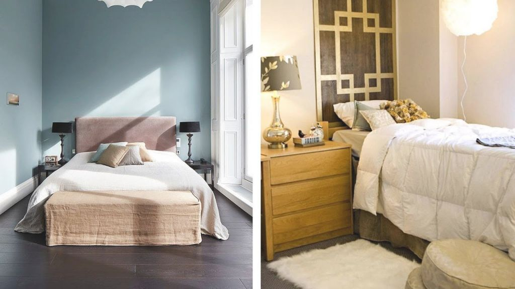11 Small Bedroom Ideas To Make Your Room More Spacious pertaining to Small Bedroom Decoration Ideas