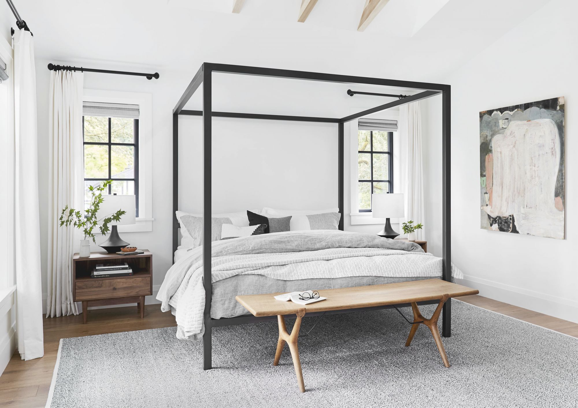 11 Ways To Pull Together A Dreamy Master Bedroom Suite in Lovely Decorating Ideas Master Bedroom