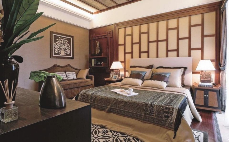15 Relaxing Oriental Bedroom Designs For A Wonderful Slumber inside Chinese Bedroom Decorating Ideas