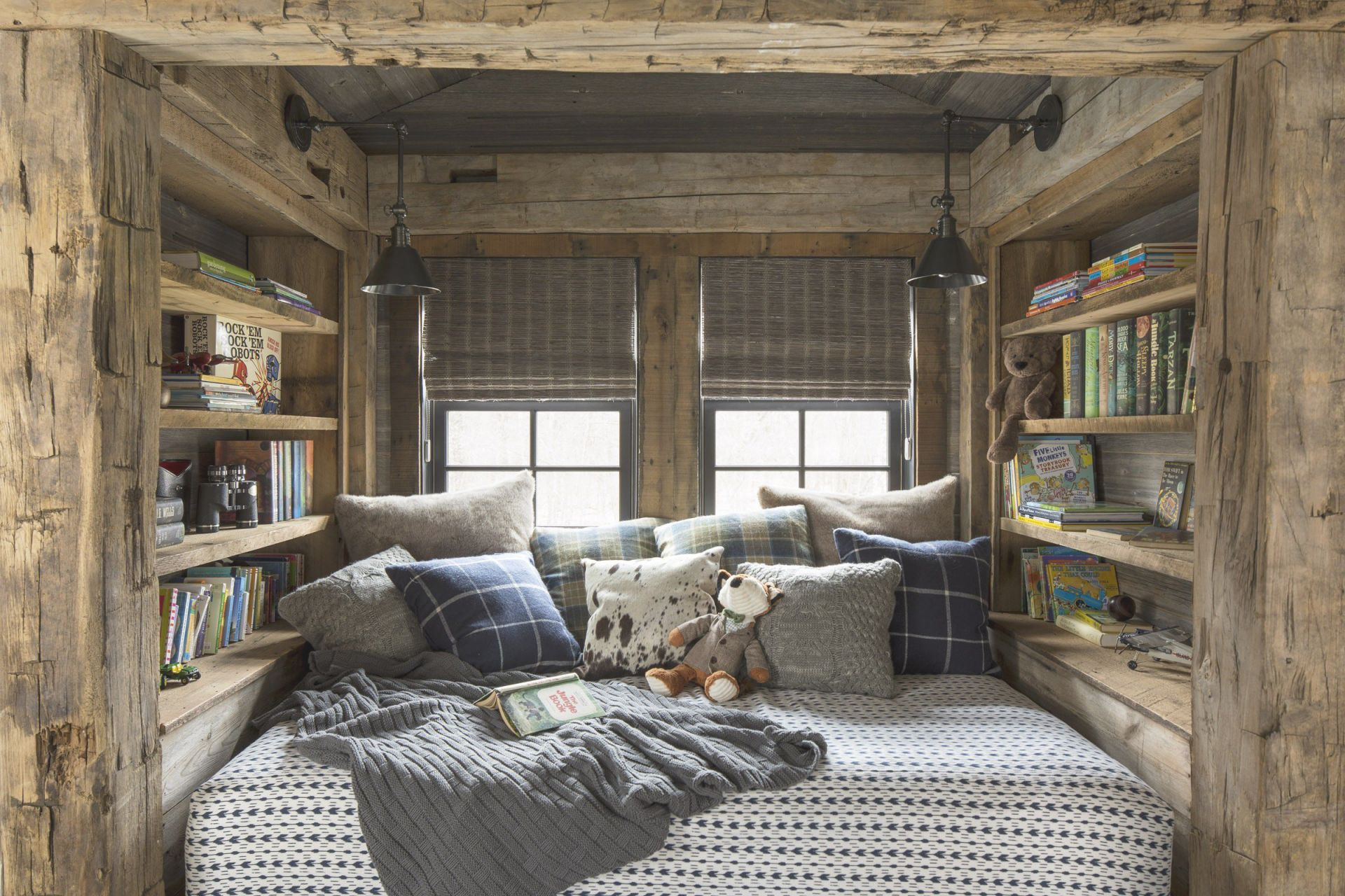 17 Modern Rustic Bedroom Decorating Ideas with Rustic Bedroom Decorating Ideas