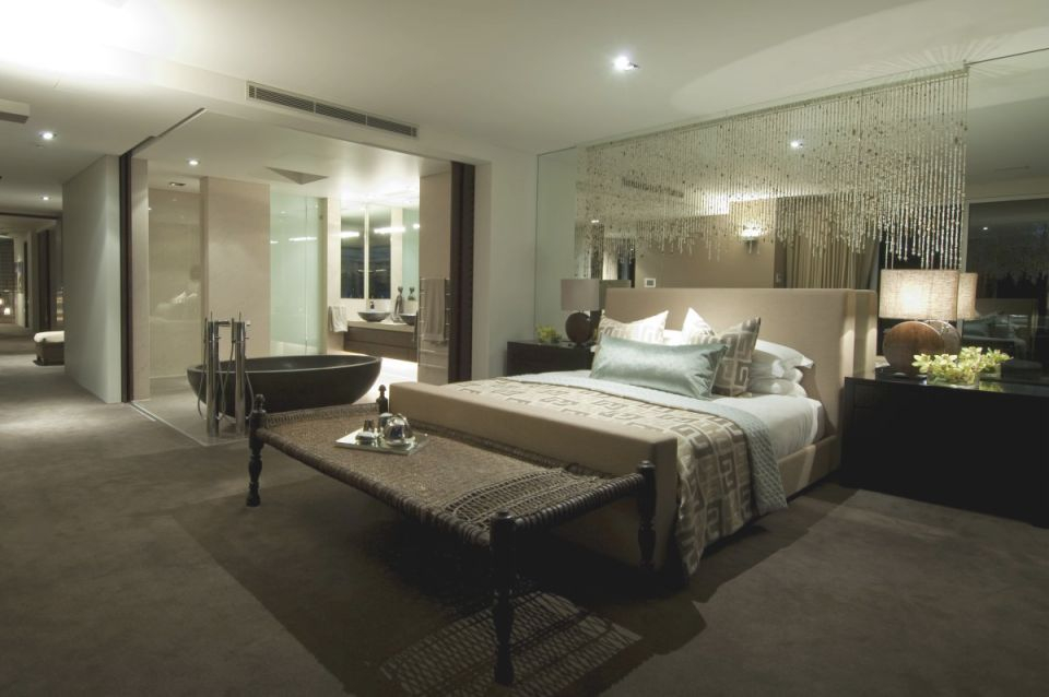 19 Outstanding Master Bedroom Designs With Bathroom For Full inside Home Decor Ideas For Master Bedroom
