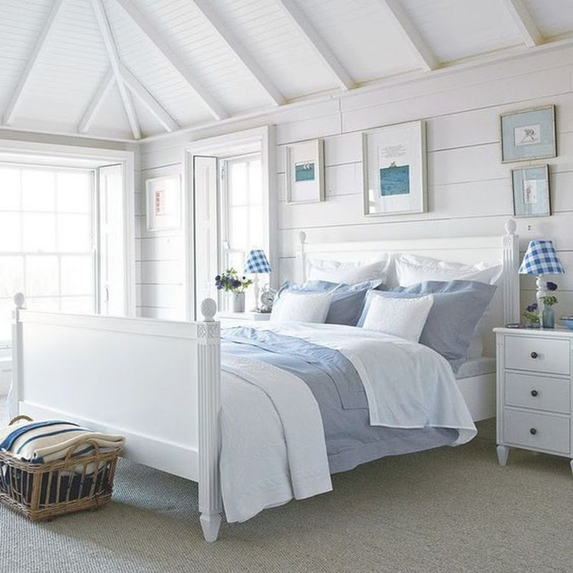 20+ Perfect Coastal Bedroom Decorating Ideas To Apply Asap for Luxury Seaside Bedroom Decorating Ideas