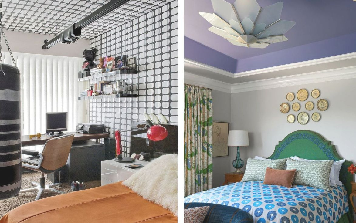 20 Stylish Teen Room Ideas – Creative Teen Bedroom Photos intended for Awesome Teen Bedroom Decorating Ideas