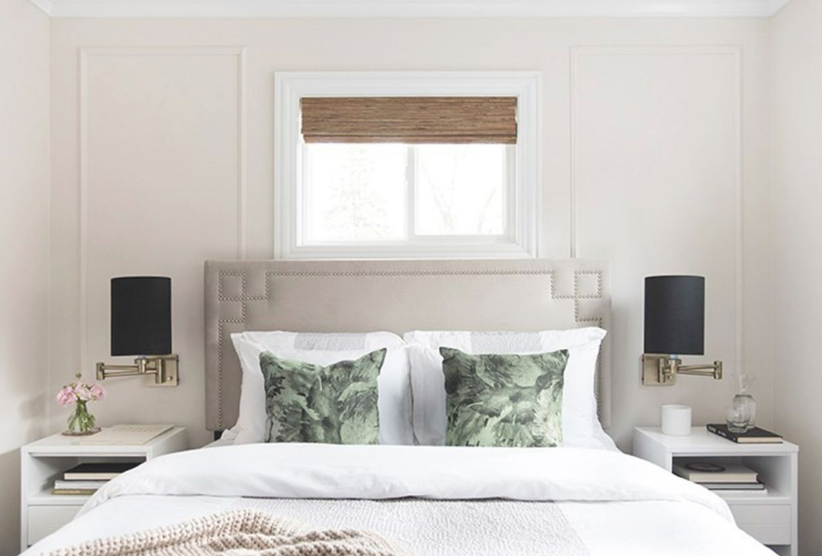 20 Ways To Decorate A Small Bedroom | Shutterfly inside Decoration For Bedrooms Ideas